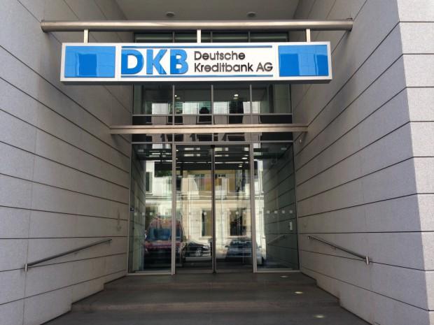 DKB - Bank-Zentrale in Berlin