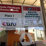 Commerzbank ist Beste Filialbank 2014