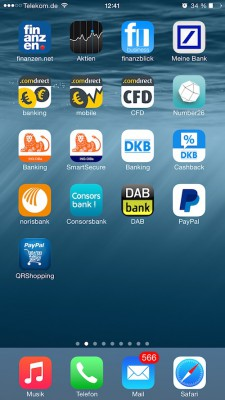 Banking-Apps