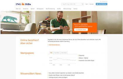 ING-DiBa Online Banking