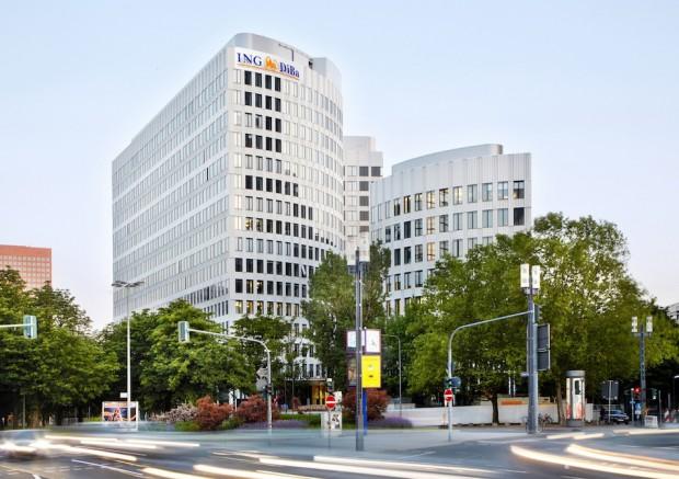 ING-DiBa Zentrale in Frankfurt am Main