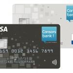 Visa Karte Girokarte Consorsbank