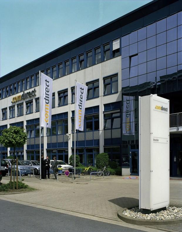 comdirect Bank-Zentrale Quickborn
