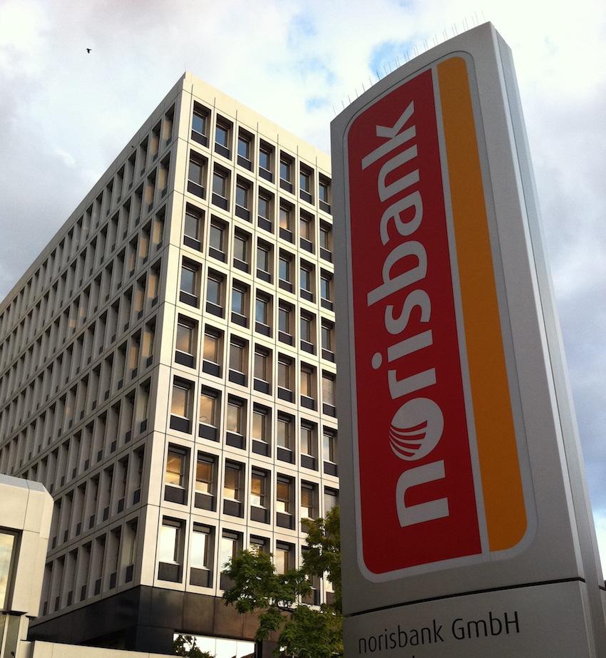 Dkb Kreditkarte Test: Alte Zentrale Der Norisbank In Berlin