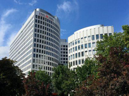 DiBaDu Bank ING-DiBa Filiale Frankfurt