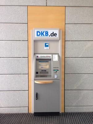 DKB-Geldautomat