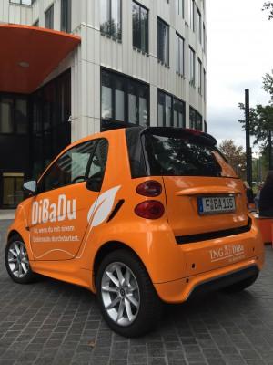 DiBaDu Bank Elektro-Smart