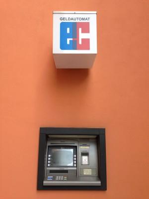 EC-Geldautomat