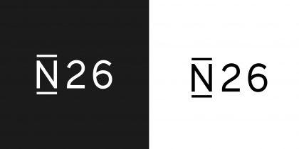 N26 Number26 Logo
