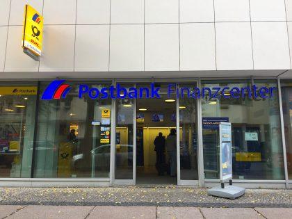 Postbank-Konto