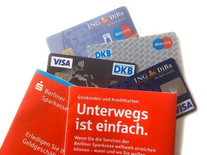Girokonto bei Berliner Sparkasse, ING-DiBa oder DKB?