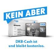 DKB-Cash Konto kostenlos