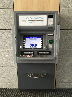 DKB Geldautomat