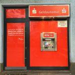 Geldautomat Berliner Sparkasse
