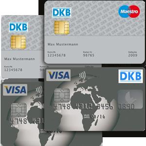 DKB Partnerkarten Gemeinschaftskonto