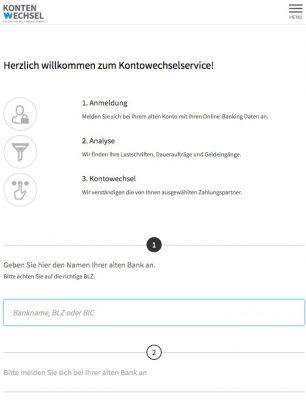 Kontenwechsel-DKB