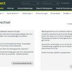Kontowechsel-Service comdirect-Portal: Automatisierter Kontowechselservice inklusive altes Konto schliessen