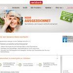 Kontowechselservice Norisbank Portal: Aktuell nur eine Kontowechselhilfe und kein automatisierter Online-Kontowechselservice