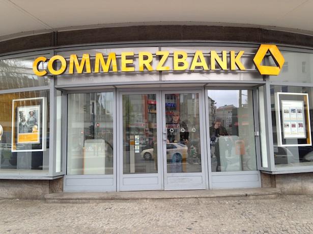 Commerzbank Filiale und comdirect Bank