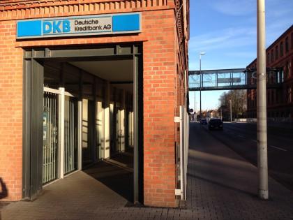 DKB-Filiale: Zweigstelle