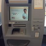 Geldautomat der Commerzbank