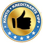 Girokonto mit Kreditkarte Empfehlung DKB-Cash