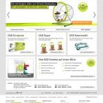 DAB Bank Webseite