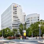 ING-DiBa Zentrale in Frankfurt am Main (Quelle: ING-DiBa Pressebild)