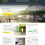 comdirect Online Banking Startseite: Neues Design (Quelle: comdirect.de)