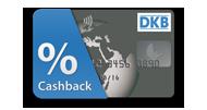 DKB Visa Karte Cashback