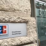 DKB-Filiale Geldautomat