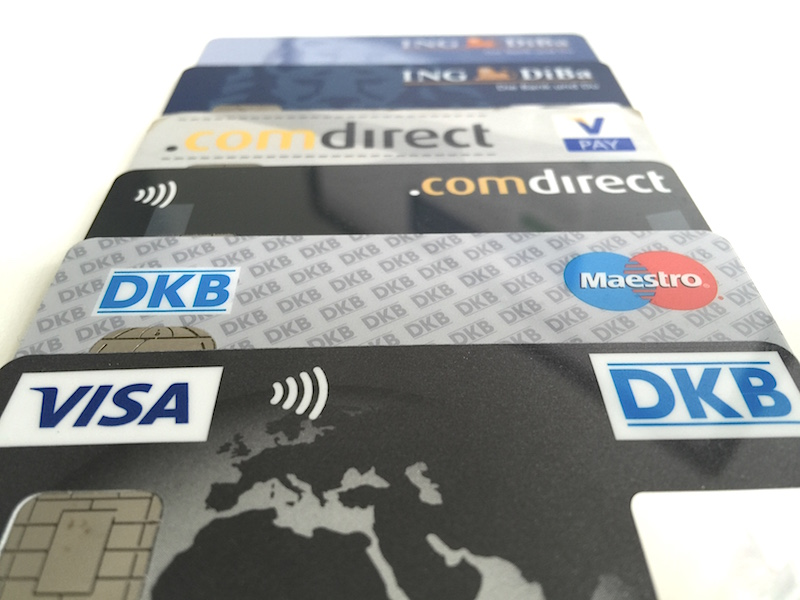 Comdirect Bank Geldautomaten