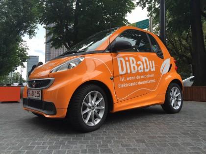 DiBaDu Elektroauto