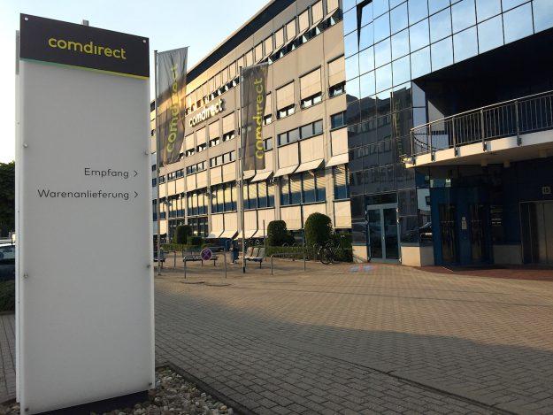 Online-Broker comdirect-Depot Direktbank