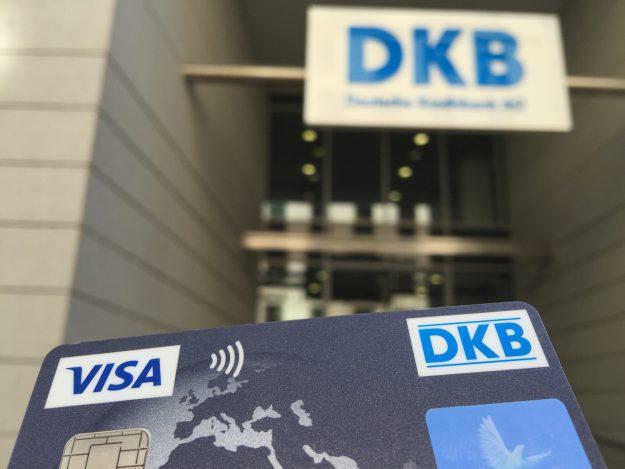 DKB Girokonto mit Visa-Kreditkarte