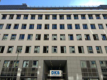 DKB Zentrale in Berlin Mitte