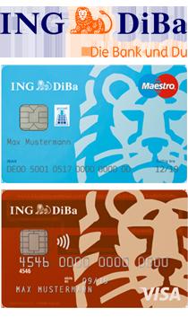 ING-DiBa Girokonto DiBaDu Bank Testsieger