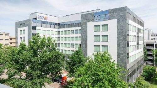 ING Filiale / Niederlassung in Nürnberg (Quelle: ING Pressebild)