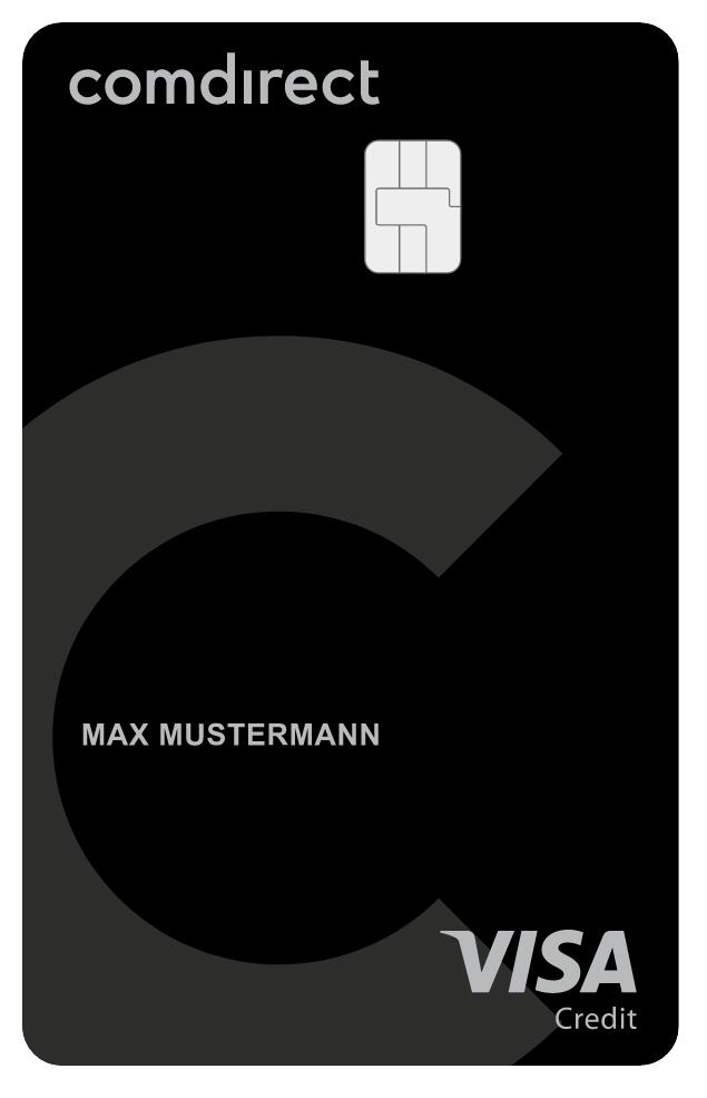 Comdirect Kreditkarte Visa-Charge-Kreditkarte